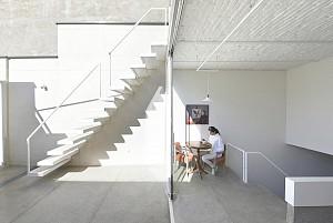 معماری و طراحی داخلی گالری ژی - تهران