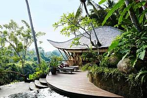 اقامتگاه رویایی آناندا در اندونزی