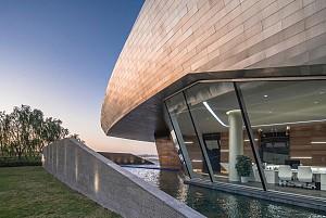 با معماری و طراحی به برند کادیلاک سفر کنید