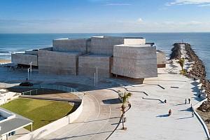 طراحی سالن کنسرت اکستر معروف  Foro Boca