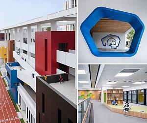 رویکرد فضای آموزشی باز و انعطاف پذیر در معماری مدرسه