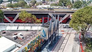 10 نمونه طراحی فضای شهری در مکزیک