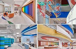 طراحی بیمارستان ارتوپدی کودکان