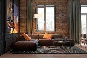 بررسی طراحی و دکوراسیون داخلی آپارتمان به سبک مینیمالیستی