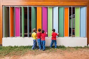 نقش رنگ در معماری: جلوه های بصری و محرک های روانی