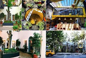 خانه فرهنگ رایزن نیاوران / تقدیر شده جایزه معمار