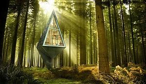 خانه های مفهومی، راه حل های معماری بسیار نوآورانه (قسمت اول)