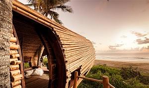 معماری 17 هتل و اقامتگاه کابینی همگن با طبیعت