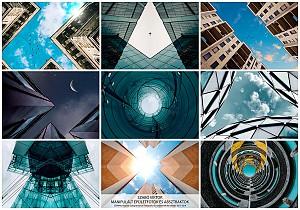 معماری  دنیای تخیلی توسط عکاسی جوان