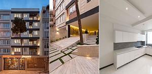 طراحی خانه کاج با رویکرد معماری اقتصادی /  نوروزی ، امین افشاری