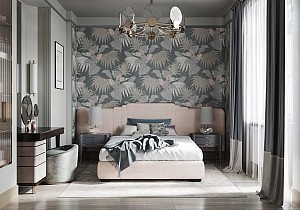 40 نمونه دکوراسیون اتاق خواب که سبک کلاسیک و مدرن را بهم پیوند میزنند