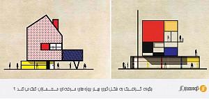 جایی که گرافیک به کمک معماران می آید !