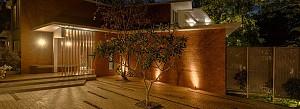 خانه خورشیدی / طراحی الهام گرفته از طبیعت آتشین خورشید