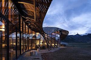 اقامتگاه لیندیز در نیوزیلند | کاری از گروه Architecture Workshop