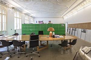 نگاهی به دفتر گروه معماری TOPOTEK