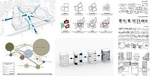 بیان مفاهیم معماری به زبان تصویری