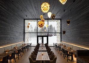 طراحی هتل رستوران Arctic