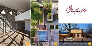 برندگان دوازدهمین جایزه معماری ومعماری داخلی