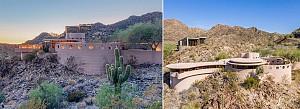 خانه خورشیدی مدور فرانک لوید رایت در آریزونا، به مزایده گذاشته می شود