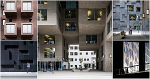 تصاویر خیره کننده از معماری پیشرفته نروژ