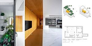 آپارتمان کلاژ / استودیو آدمون / بوکان نیاوران
