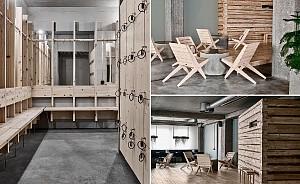 طراحی سونای یکپارچه در  پایتخت سونای جهان