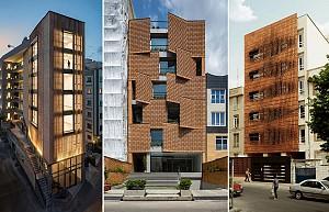 آجر به آجر : بازنگری در ساخت و ساز معماری معاصر  ایران