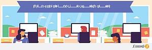 اصول طراحی و دکوراسیون داخلی فضاهای اداری و دفاتر کار