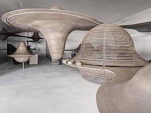 طراحی کافه و فروشگاه چای با اثر گذاری  برحواس پنجگانه