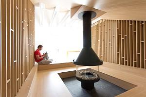 اتاق زیرشیروانی 60 متری، جزیره ای از آرامش و صلح