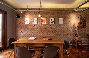 19 پروژه معماری با آجرهای اکسپوز در برزیل