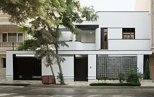 بازسازی خانه مهرگان-گروه معماری کاردیس