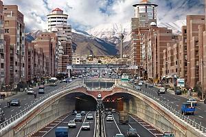 فراخوان طراحی دیوارنگاری، جداره های پیشانی و ورودی های جانبی تونل های تهران