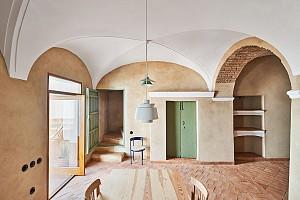 میراث و بازسازی: 15 پروژه بازسازی داخلی خانه در اسپانیا