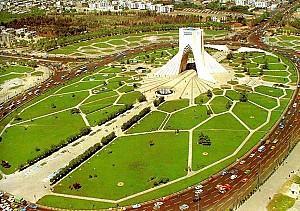 نماد دو پهلو: برج شهیاد، ميدان آزادي ( قسمت پایانی)
