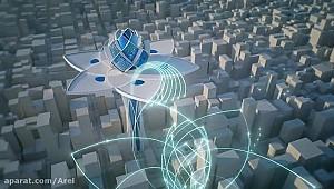 معماری کانسپچوال_ شهری در آسمان!