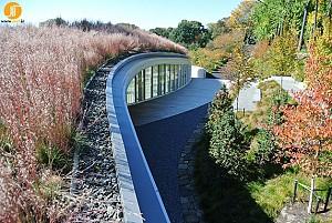 طراحی مرکز و باغ  نمایشگاهی بروکلین