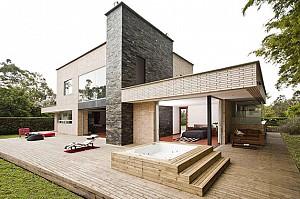 معماری و طراحی داخلی خانه ی Olaya