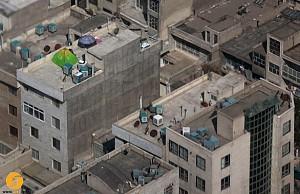 پشت بام؛ فضای رها شده در شهرهای ایران