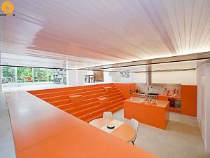 طراحی داخلی مسکونی(طرح تلفیقی)