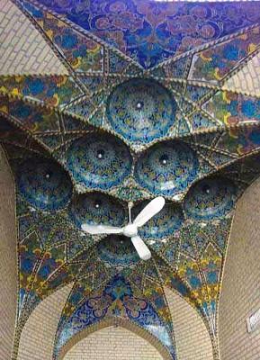 مسجد حاج ابوالفتح، یادگار استاد لرزاده در قلب بافت تاریخی طهران