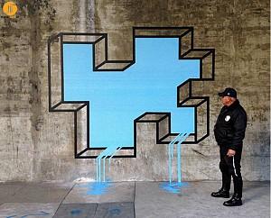 طراحی خلاقانه تزئینات شهری