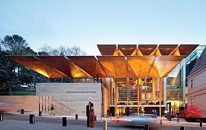 برندگان مسابقه جهانی معماری 2013 (WFA 2013)