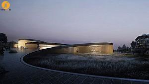 گروه معماری بیگ برنده طرح موزهHuman Body