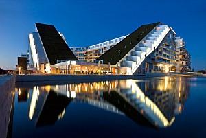 معماری 8 HOUSE/BIG از گروه بیگ