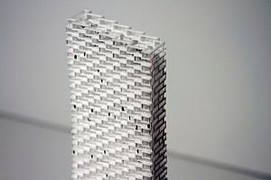 آسمان خراش Telus ، از گروه معماری بیگ