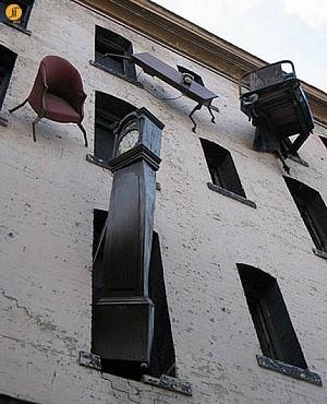 ساختمان Defenestration سانفرانسیسکو-معماری کلاسیک