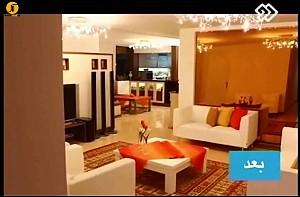 طراحی و اجرای خانه نو مبارک - منزل خطایی
