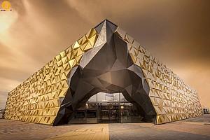 طراحی بازار طلا در هلند