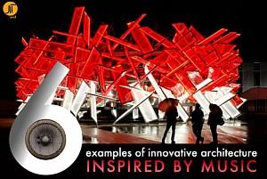 موسیقی و معماری : دانلود مقاله